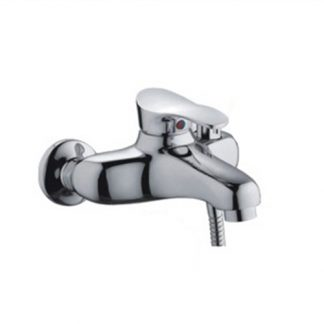 Смеситель для ванны FRAP F3201 с коротким изливом