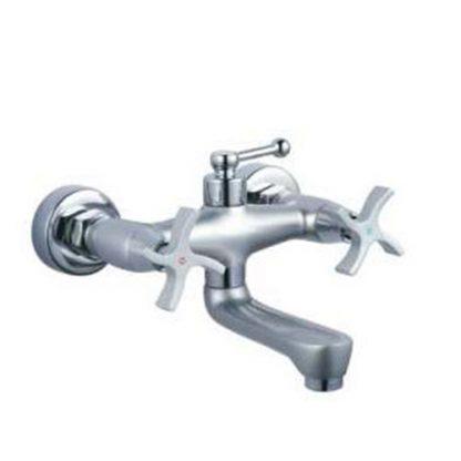 Смеситель с коротким поворотным изливом для ванны M3060H MYNAH (7)