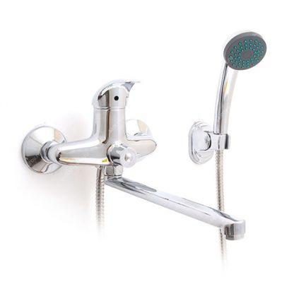 Смеситель FRAP F2202 однорычажный с душем