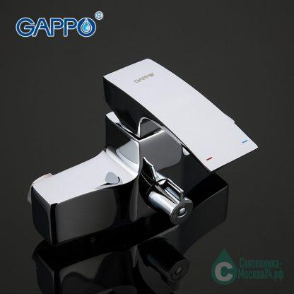 Смеситель GAPPO G2207-35X для ванны с душем