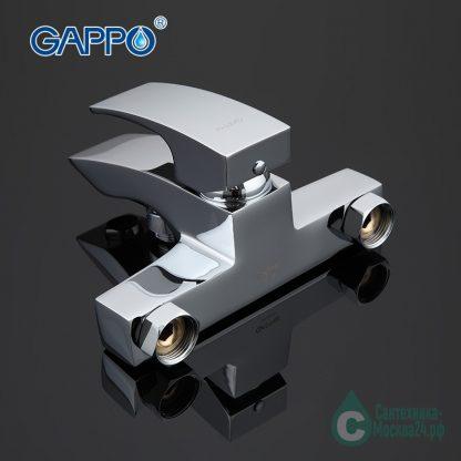 Смеситель GAPPO G3007 для ВАННЫ с душем