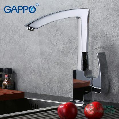 Смеситель GAPPO G4007 фото