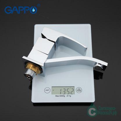 Смеситель GAPPO G4507 Jacob A7 для кухни вес