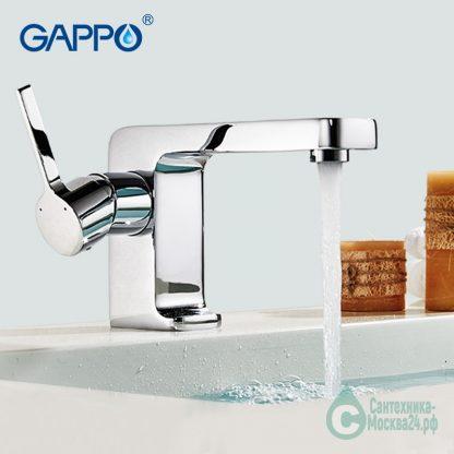 Смеситель Gappo Chanel G1004 A4 для раковины фото