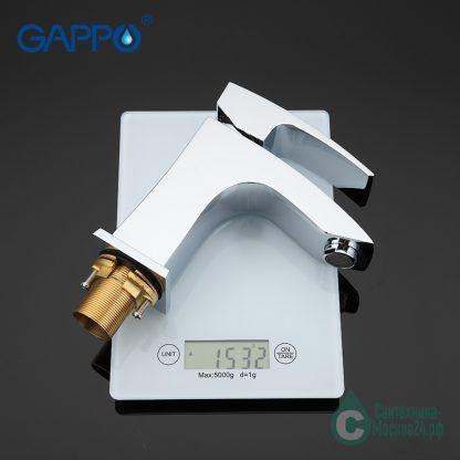 Смеситель Gappo JACOB G1007 A7 для раковины вес