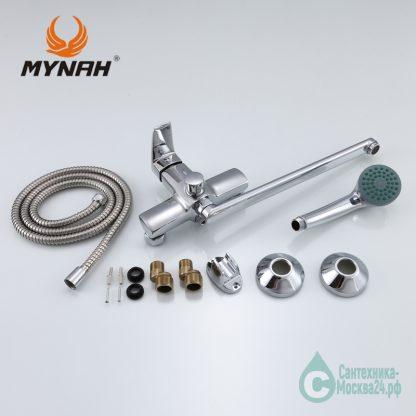 Смеситель M2238 MYNAH Серии М38 для ванной комнаты (5)