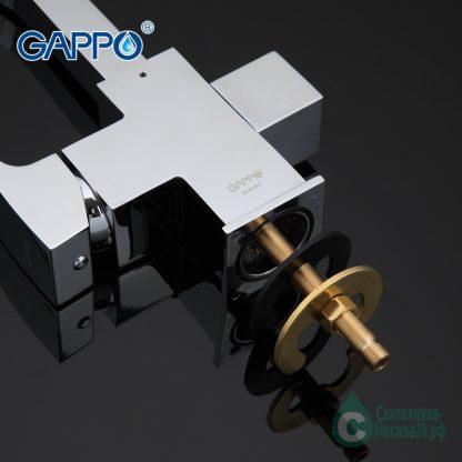 Смеситель jacob A7 GAPPO G4307 для кухни с краном для воды