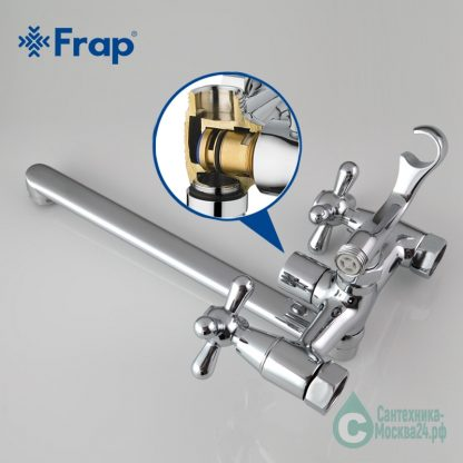 FRAP F2224 для ванны с душем (3)