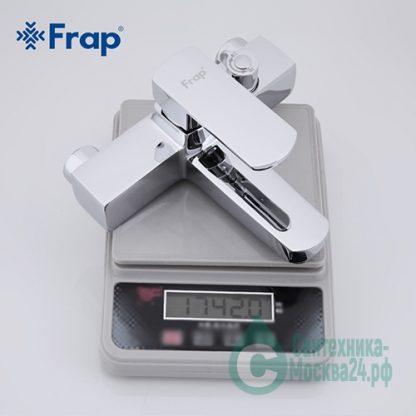 FRAP F3273 с фиксированным изливом для ванны с душем