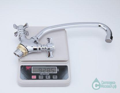 Смеситель FARP F4124 для кухни двухвентильный (5)