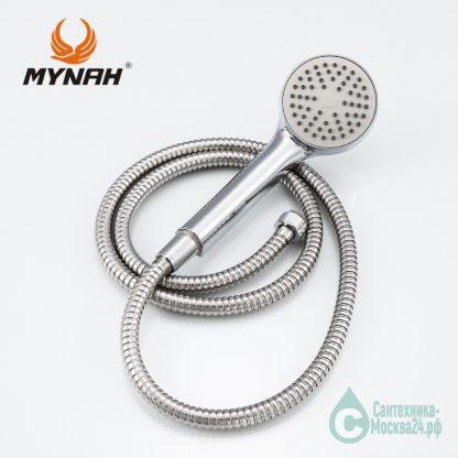 M2203 MYNAH Смеситель для ванны с длинным изливом (6)