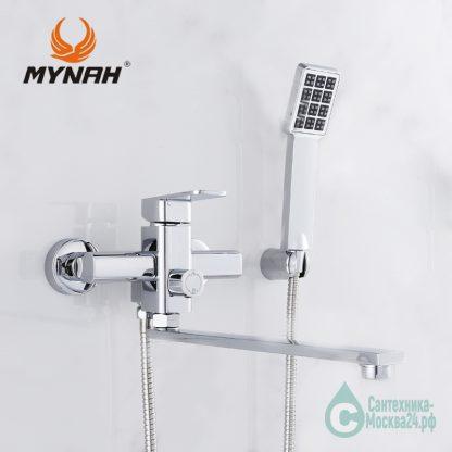 MYNAH M2204 для ванны хром однорукий (6)