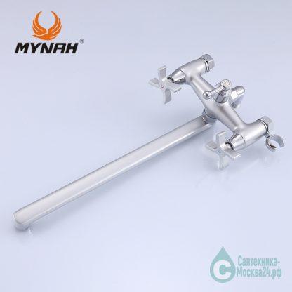 MYNAH M2360H матовое серебро (1)