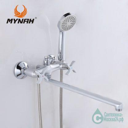 MYNAH M2360H матовое серебро (4)