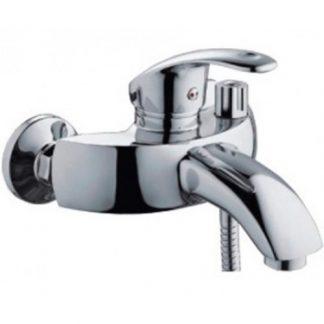 Смеситель FRAP F3221 для ванны однорычажный хром (1)