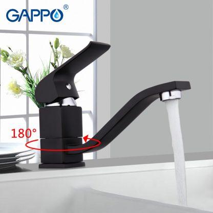 Смеситель GAPPO AVENTADOR G4550 для кухни (2)