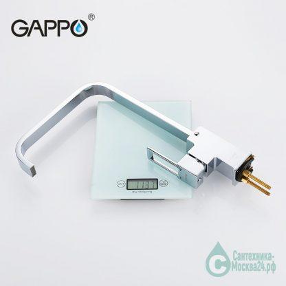Смеситель GAPPO BROOK G4040 для кухни (6)