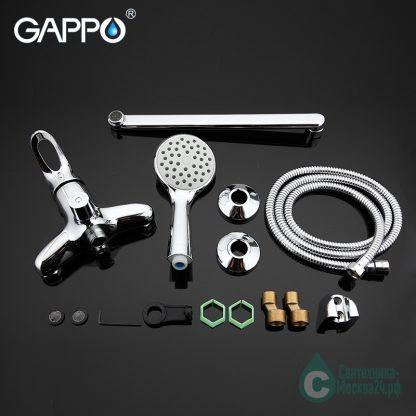 Смеситель GAPPO FABIO G2238 для ванны (6)