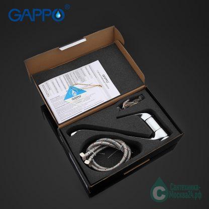 Смеситель GAPPO FABIO G4238 для кухни (5)