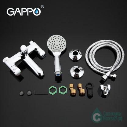 Смеситель GAPPO MANGOO G3241 для ванны (4)