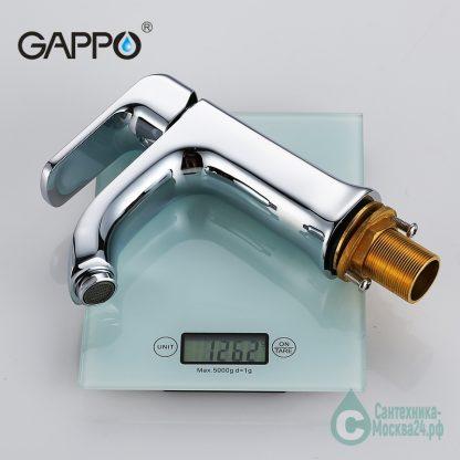 Смеситель GAPPO NESA G1060 для раковины (5)