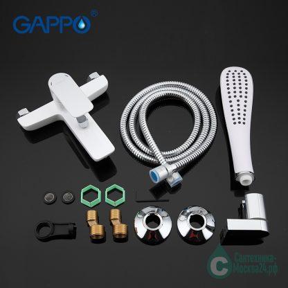 Смеситель GAPPO NOAR G3048 для ванны (4)