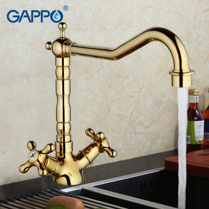 Смеситель GAPPO SOFIA G4063-6 для кухни (6)