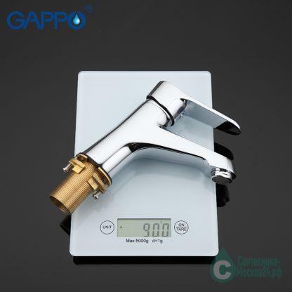 Смеситель GAPPO VANTTO G1036 для раковины (6)