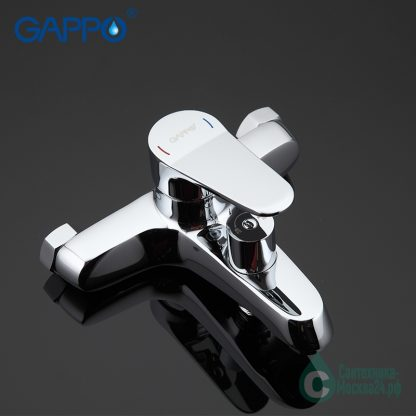 Смеситель GAPPO VANTTO G3236 для ванны (1)