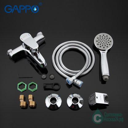 Смеситель GAPPO VANTTO G3236 для ванны (4)