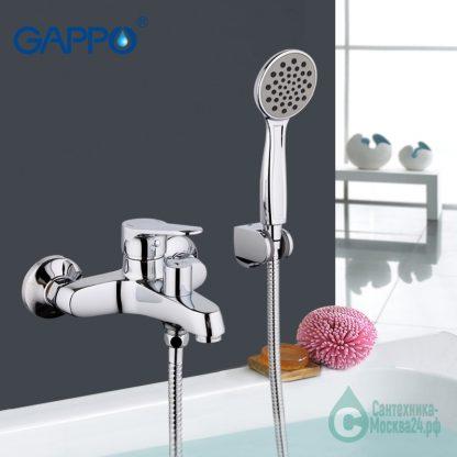 Смеситель GAPPO VANTTO G3236 для ванны (6)