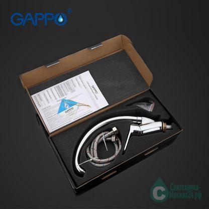 Смеситель GAPPO VANTTO G4136 для кухни (5)