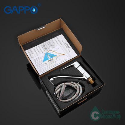 Смеситель GAPPO VANTTO G4536 для кухни (5)
