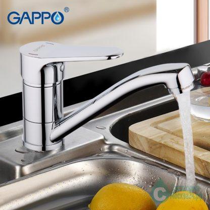Смеситель GAPPO VANTTO G4536 для кухни (6)