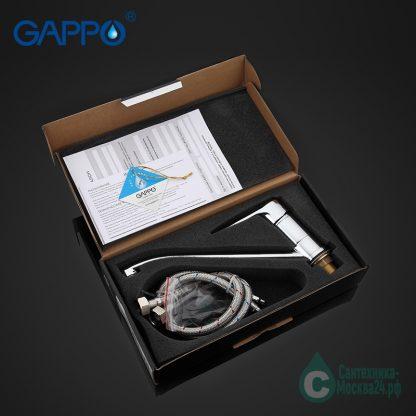 Смеситель GAPPO VANTTO G4936 для кухни (5)