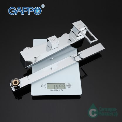 GAPPO BROOK G2240 для ванны (6)