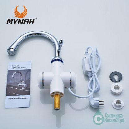 Электрический проточный кран MYNAH A405 для кухни (1)