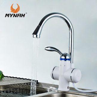 Электрический проточный кран MYNAH A405 для кухни (2)