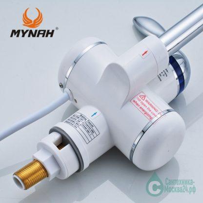 Электрический проточный кран MYNAH A405 для кухни (3)