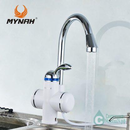Электрический проточный кран MYNAH A405 для кухни (6)