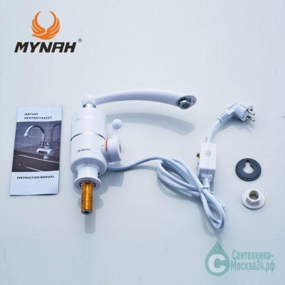 Электрический смеситель MYNAH A401 для кухни купить (1)
