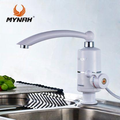 Электрический смеситель MYNAH A401 для кухни купить (5)
