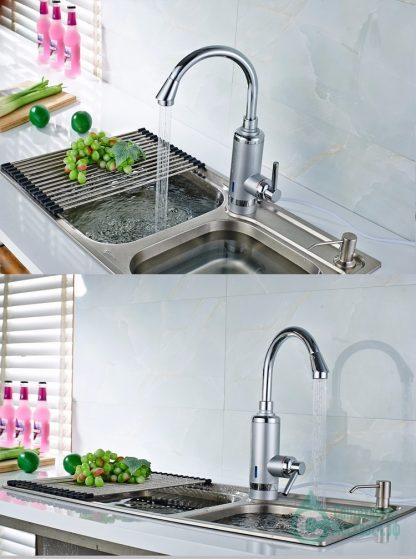 Электрический смеситель MYNAH A403-1 для кухни (1)