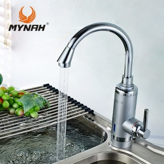 Электрический смеситель MYNAH A403-1 для кухни (5)