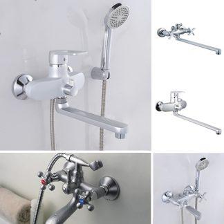 Смесители для ванны матовые